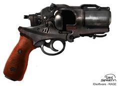Settler Pistol from Rage