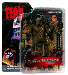 horror movie collectibles for sale | Cinema of Fear Series 3 - Thomas Hewitt Leatherface