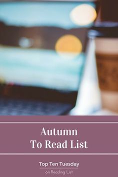 Books to Read this Fall