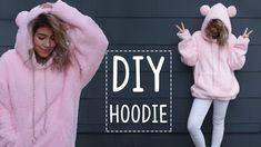 DIY HOODIE | sew&tell