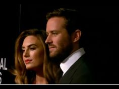 "When it comes to his wife Armie Hammer is one smitten kitten.  At the Nocturnal Animals premiere in Los Angeles on Friday Hammer proudly hit up the red carpet with his wife actress Elizabeth Chambers who is pregnant with their second child.  RELATED: Armie Hammer and Wife Elizabeth Chambers Expecting Baby No. 2  ""How could you not look at her? She looks gorgeous!"" Hammer gushed to ET's Lauren Zima.  The 30-year-old Birth of a Nation star added that any nerves about their expanding family are…"