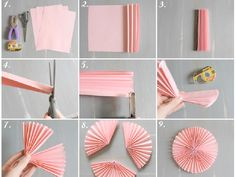 Bridal Shower Decor and Backdrop Ideas