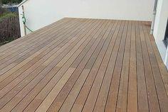 Terrasse bois exotique ipé Hardwood Floors, Flooring, Outdoor Decor, Home Decor, Terraces, Wood Floor Tiles, Wood Flooring, Decoration Home, Room Decor