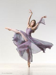 Faye Arthurs of the NEW YORK CITY BALLET