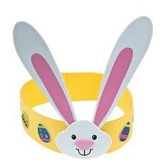Easter Headband Craft Kit - OrientalTrading.com