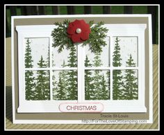 Hearth and Home Framelits & Wonderland I will be showing off the new products like these at my Holiday catalog launch on Sept 12. Register here https://www.facebook.com/events/301035970020485/  Tracie St-Louis ~For The Love of Stamping~