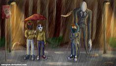 Rainy Days by Omegium