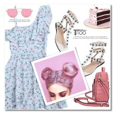 """Untitled #2879"" by svijetlana ❤ liked on Polyvore"