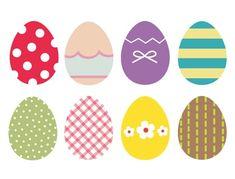 Imprimibles gratis para las meriendas de Pascua