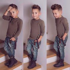 Little Boy Fashion Trends 2017 Cool Boys Haircuts, Toddler Boy Haircuts, Little Boy Haircuts, Toddler Boys, Toddler Swag, Boy Haircuts Short, Toddler Chores, Stylish Haircuts, Baby Boy Fashion