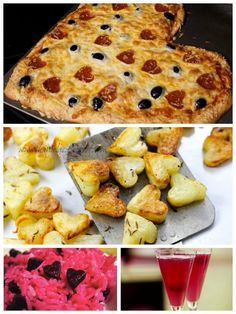 Easy Valentine's Lunch/Dinner ideas