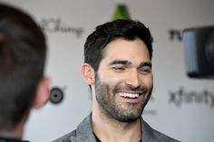 Pin for Later: 22 Hot Pictures of Tyler Hoechlin That Prove He Really Is Superman