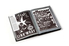Editorial design : 40 years Effenaar book ::: Portfolio Nils Mengedoht 29 by nilsmengedoht, via Flickr