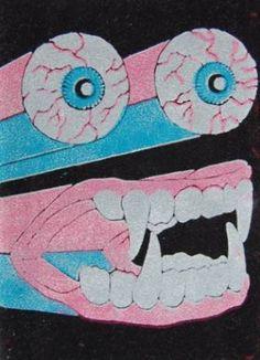 "thecomicsvault: "" GODZILLA Corner Box c.1977 """