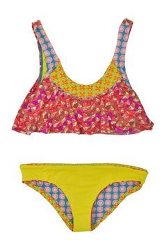 Maaji Swimwear Sour Popsicles Tankini by Maaji 2013 | The Orchid Boutique