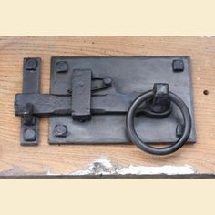 1000 Images About Forged Hinges And Hardware On Pinterest