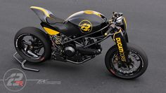 Ottonero Cafe Racer: Ms2R-Tex