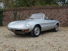 1969 Alfa Romeo Duetto Spider 1750