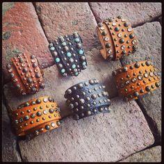 Gunslinger wrap bracelets! The Rollin' J Boutique
