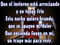 Esta Noche Quiero Brandy   Dyango   Letra