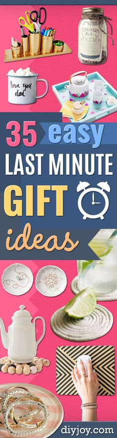Last Minute Christmas Gifts - Quick DIY Gift Ideas and Easy Christmas Presents To Make for Mom, Dad, Family and Friends - Dollar Store Crafts and Cheap Homemade Gifts, Mason Jar Ideas for Gifts in A Jar, Cute and Creative Things To Make In A Hurry Diy Gifts Cheap, Diy Gifts For Dad, Diy Gifts For Friends, Easy Gifts, Homemade Gifts, Mom Gifts, Friends Mom, Christmas Presents To Make, Christmas Gifts For Friends