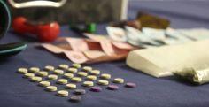 Cae narcomenudista en Juárez con 31 éxtasis, una bolsa de marihuana y 300 pesos en efectivo | El Puntero