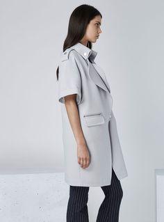 Finders Keepers Serene Coat – Grey