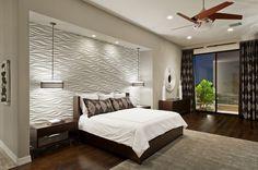 Картинки по запросу акцентная стена спальня