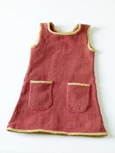 Free Knitting Pattern: Knit Sundress