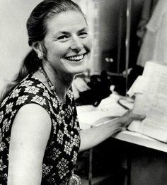 "foxybelka: ""Ingrid Bergman"""