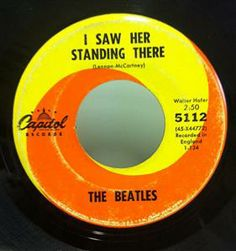 Beatles - B side of I Want To Hold Your Hand