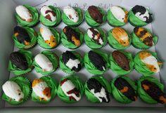 Guinea Pig Cupcakes