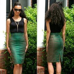 Hey, I found this really awesome Etsy listing at https://www.etsy.com/listing/120714585/african-print-pencil-skirt