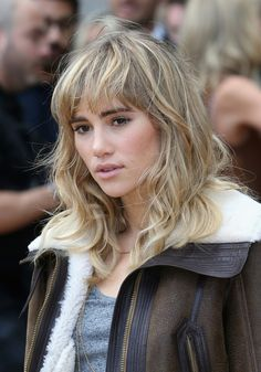 Suki Waterhouse's '70s-inspired Shag