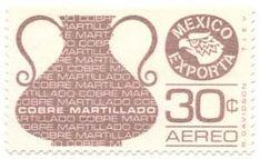 Mexico Exporta stamp