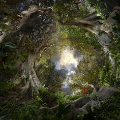 Expedition: Surreal Landscapes Composed from Hundreds of Photographs by Catherine Nelson  http://www.thisiscolossal.com/2014/03/expedition-catherine-nelson/