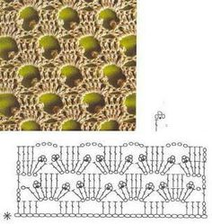 round openings crochet