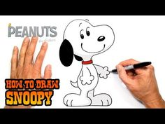 Learn How to Draw Charlie Brown from the Peanuts Movie. Draw the fun and easy… Easy Art Lessons, Drawing Lessons For Kids, Cartoon Drawings, Art Drawings, Drawing Art, Drawing Tips, Drawing Ideas, Easy Characters To Draw, Cartoon Characters