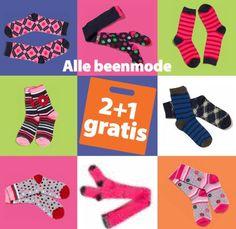 Omdat koude voeten nooit fijn zijn! Nu alle sokken in de aanbieding bij TerStal. Bekijk de folder op Reclamefolder.nl.