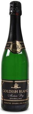 Wijnvoordeel € 4,99 per fles, afname per 6 flessen - Goldish Blanc, Geen 18, geen alcohol http://www.ovstore.nl/nl/wijnvoordeel-499-per-fles-goldish-blanc.html