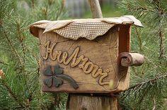 /na objednávku / Zboží prodejce lavender Market Baskets, Post Box, Diy Room Decor, Home Decor, Industrial, Succulents, Clay, Bird, Creative