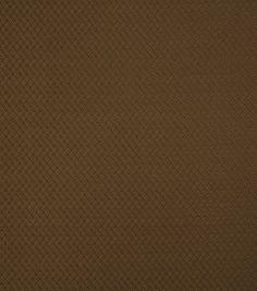 Home Decor Print Fabric-Eaton Square Taber-Cocoa Geometric