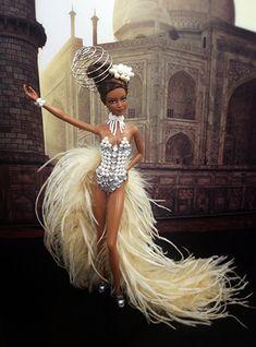 MISS BEAUTY DOLL 2014 INDIA - MISS ANGOLA