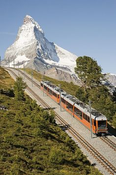 When it comes to hardcore attitude at altitude, Zermatt takes no prisoners. Since the end of the 19th century intrepid hikers, mountaineers and ski fiends have drooled like soppy, lovestruck kittens over the god-of-a-mountain Matterhorn that rises above the town in spellbinding pyramidal perfection. #bestintravel