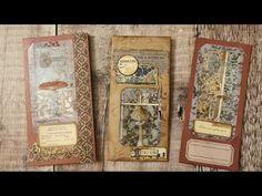 Woodland Window Ephemera - Junk Journal - Part 2 - YouTube Junk Journal, Ephemera, Vintage World Maps, Paper Crafts, All Video, Woodland, Window, Youtube, Tissue Paper Crafts
