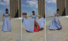 Something new from Bow Afrika Fashion