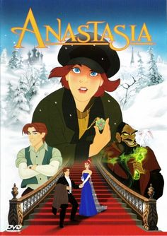 Anastasia - Don Bluth Films