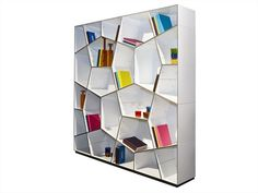 Bookcase PATTERN by Quodes | Design Alfredo Häberli