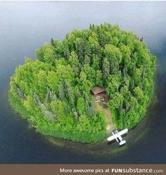 My dream home - Travel Image Wonderful Places, Beautiful Places, Cabins And Cottages, Small Island, My Dream Home, Belle Photo, Beautiful World, The Good Place, Scenery