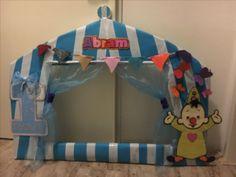 Bumba frame birthday party